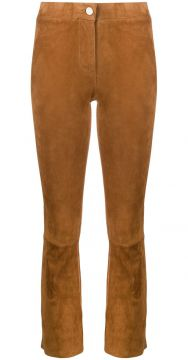 Lively Cropped Trousers - Arma