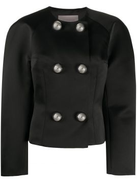 Dome Double Breasted Jacket - Christopher Kane