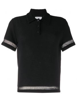 Terrycloth Polo Shirt - Barrie