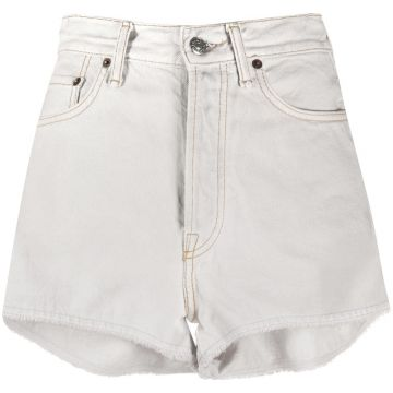 High-rise Denim Short - Acne Studios