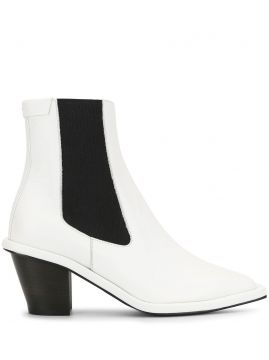 Chelsea Contrast Ankle Boots - Reike Nen