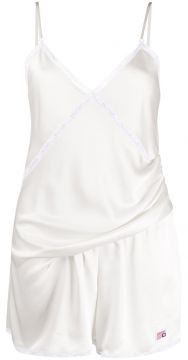 Draped Playsuit All In One - Alexander Wang