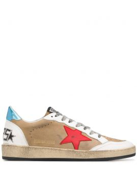 Ball Star Incense Sneakers - Golden Goose