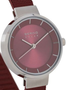 Classic Polished Watch - Bering