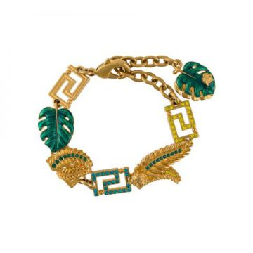 Pulseira Jungle Grecamania - Versace