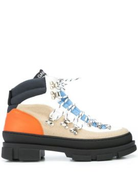 Ankle Boot Sporty Hiking - Ganni