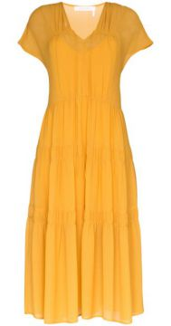 Tiered Maxi Dress - See By Chloé
