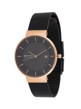 Solar Textured Style Watch - Bering