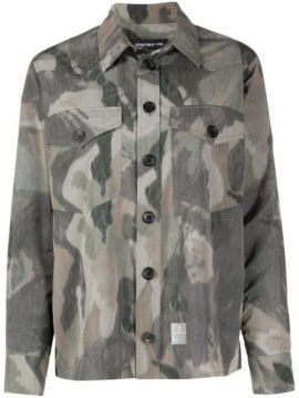 Camouflage Print Shirt - Department 5