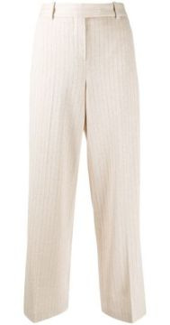 Striped Tailored Trousers - Circolo 1901