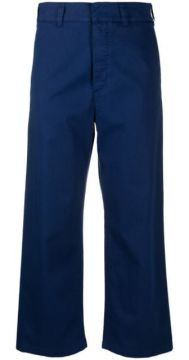 Cropped Loose-fit Trousers - Department 5
