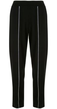 Contrast Piped-seam Track Pants - Atm Anthony Thomas Melillo
