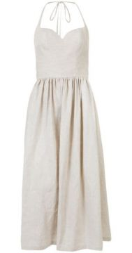 Merina Sweetheart Neck Dress - Andres Otalora