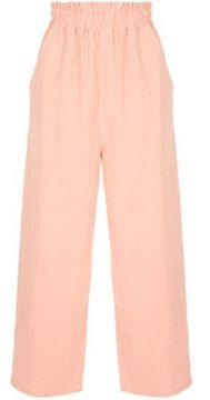 Peggy Cropped Trousers - Auguste