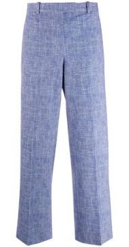 Tailored Straight Trousers - Circolo 1901