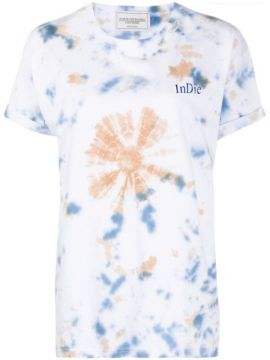 Tie-dye Relaxed T-shirt - Forte Dei Marmi Couture