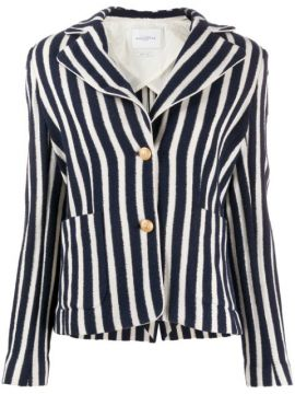 Striped Heritage Blazer - Ballantyne
