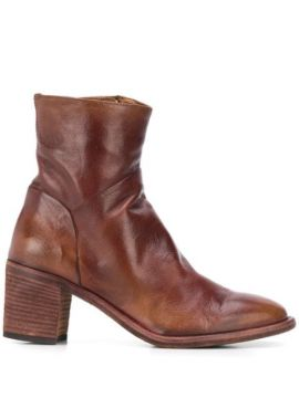 Ankle Boot Sarah Com Salto 55mm - Officine Creative