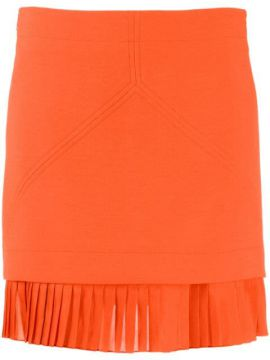 Exposed-seam High-neck Top - Courrèges