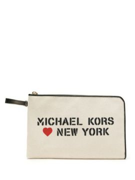 Carteira The Michael Com Estampa - Michael Michael Kors