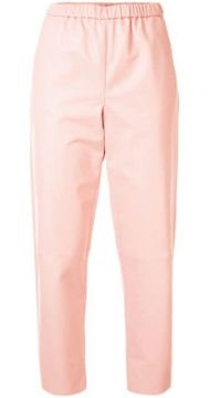 Straight-leg Cropped Trousers - Drome
