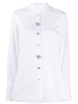 Embellished-button Shirt - Ermanno Scervino