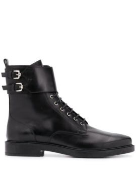 Lace-up Ankle Boots - Tods