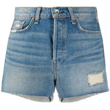 Short Jeans Destroyed - Rag & Bone