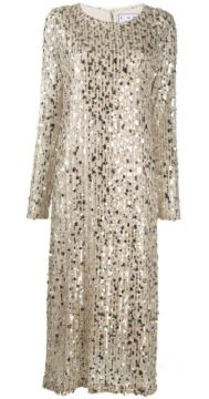 Christy Sequinned Midi Dress - In The Mood For Love