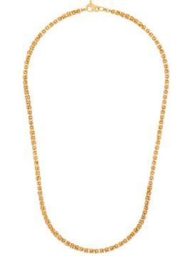 Gold-plated Sterling Silver Theodora Chain Necklace - Hermin