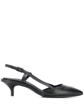 Slingback 45mm Pumps - Del Carlo