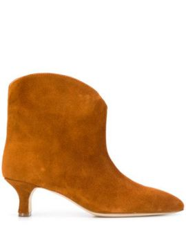Ankle Boot Bico Fino - Paris Texas