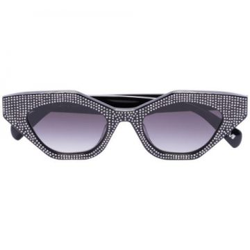 Space Star Embellished Sunglasses - Chimi
