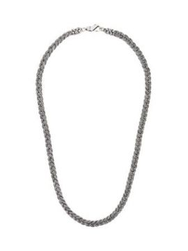 Diamond Cut Braided Necklace - Emanuele Bicocchi