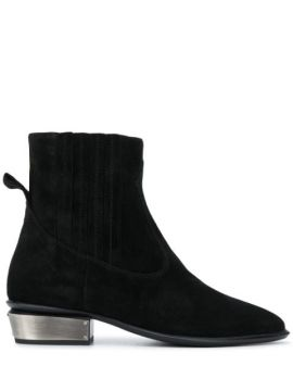 Ankle Boot Bico Fino - Kate Cate