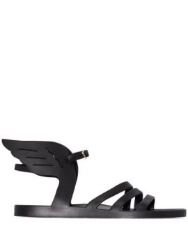 Ikaria Jelly Wing-detail Sandals - Ancient Greek Sandals