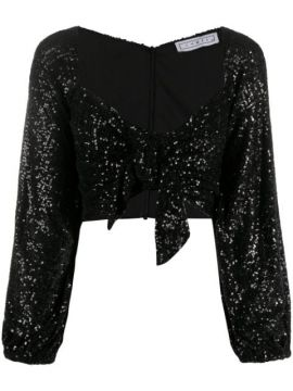Blusa Cropped Madi - In The Mood For Love