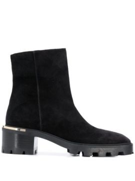 Ankle Boot Melodie Com Salto 35mm - Jimmy Choo