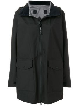 Wolfville Hooded Raincoat - Canada Goose