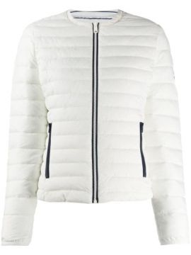 Quilted Puffer Jacket - Ecoalf