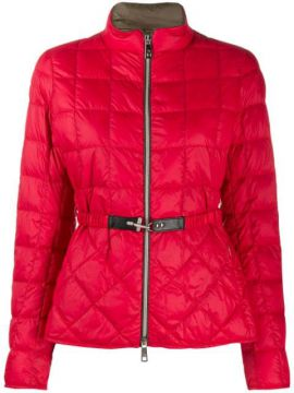 Quilted Down Jacket - Fay