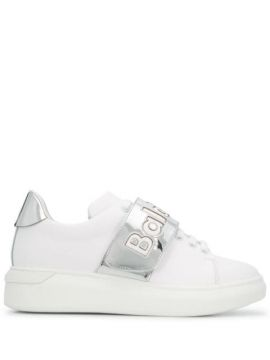 Touch-strap Low-top Sneakers - Baldinini