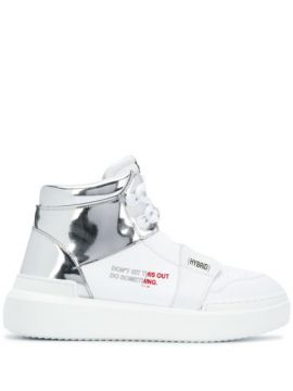 Hybrid High-top Sneakers - Fwd