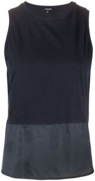 Panelled Tank Top - Aspesi