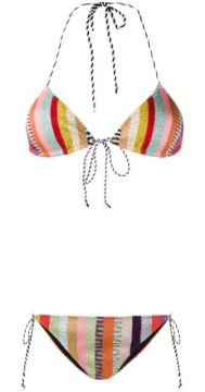 Striped Bikini Set - Missoni Mare