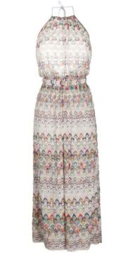 Abstract Pattern Dress - Missoni Mare