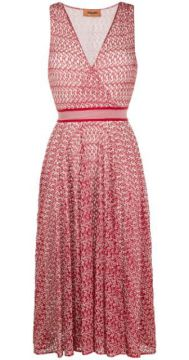 Flared Midi Dress - Missoni