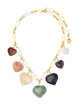 Carpe Diem 24kt Gold-plated Necklace - Brinker & Eliza