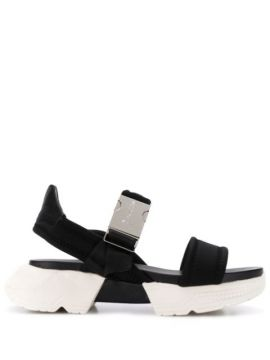 Chunky Sole Sandals - Baldinini