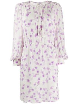 Floral Print Mini Dress - Dorothee Schumacher